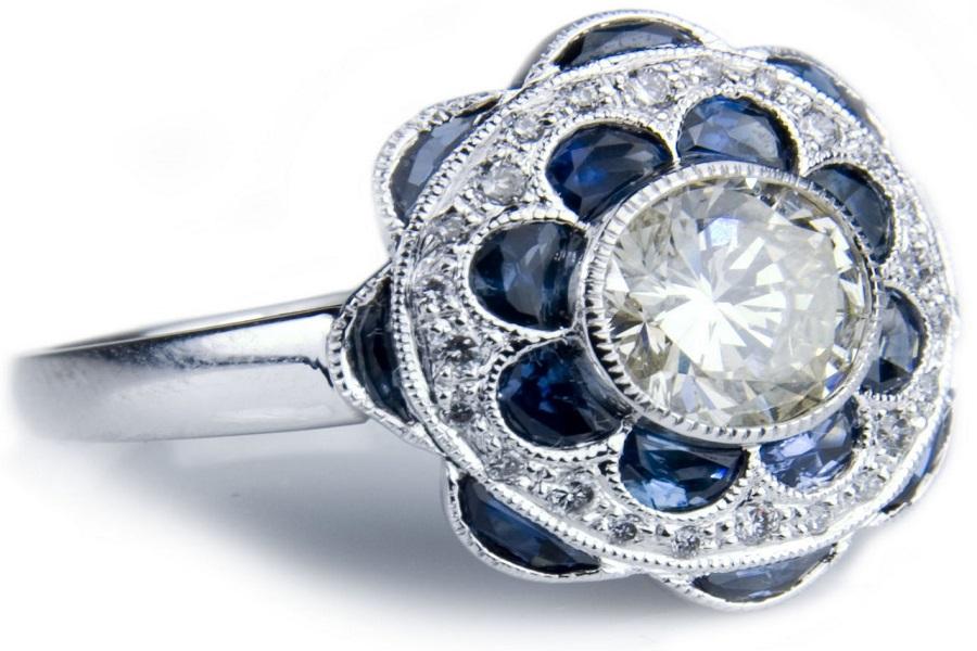 Tổng hợp 6 mẫu nhẫn kim cương nữ đẹp 2018