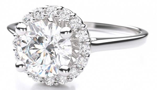 Nhận biết nhẫn kim cương qua các đặc điểm