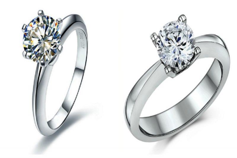 Nhẫn cưới kim cương giá bao nhiêu và mua ở đâu uy tín?