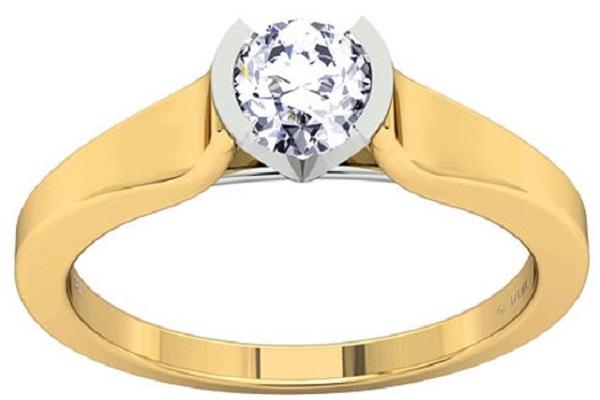 Chú ý chất liệu vàng để chế tác ổ nhẫn kim cương nữ