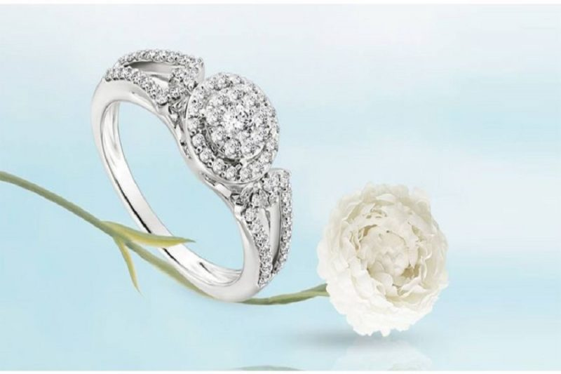 Giới thiệu một số hình ảnh nhẫn cưới kim cương độc đáo hiện nay