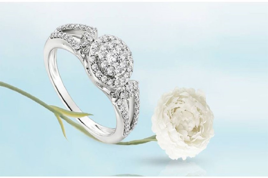 hình ảnh nhẫn cưới kim cương