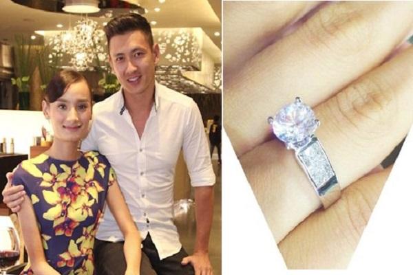 Chiếc nhẫn kim cương đẹp nhất và giá trị của Lê Thúy