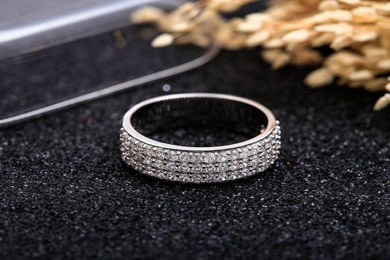 Nhẫn kim cương thiên nhiên có giá trị như thế nào?