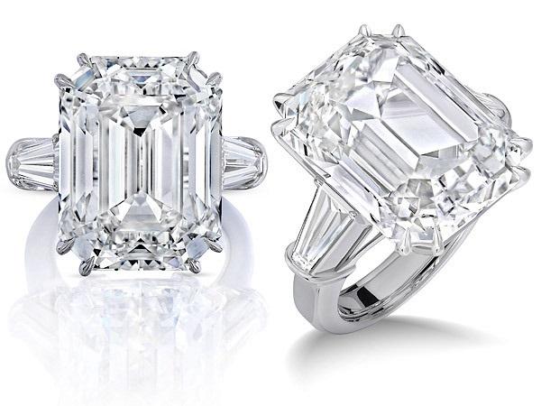 Nhẫn kim cương giá trị cao