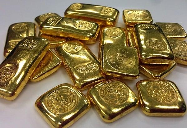 Định nghĩa về vàng tây