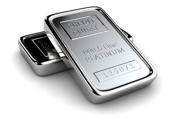 Platinum được tạo ra từ chất liệu bạch kim nguyên chất