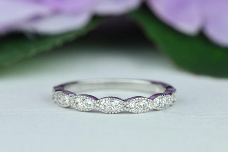 Hình ảnh nhẫn kim cương thật độc đáo không thể bỏ qua