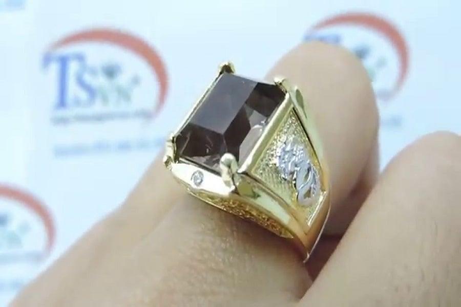 giá nhẫn kim cương nam