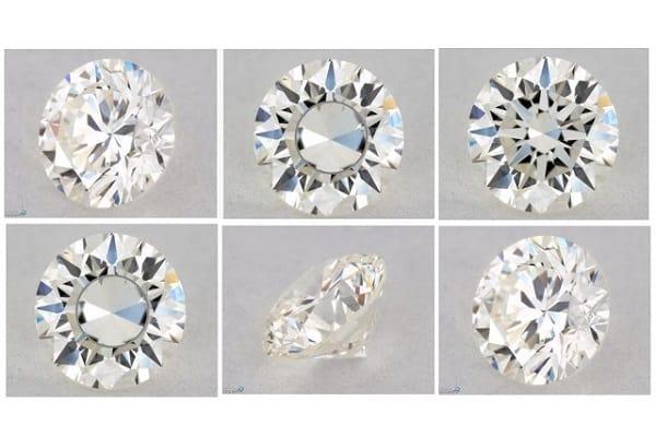 Giá trị nhẫn đính kim cương phụ thuộc vào hai yếu tố ly và Carat