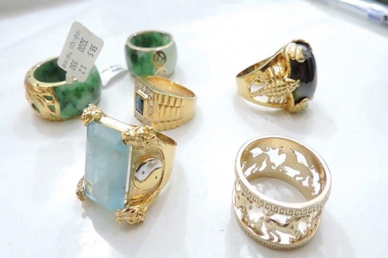 Kinh nghiệm chọn mua nhẫn vàng nam 18k giá rẻ