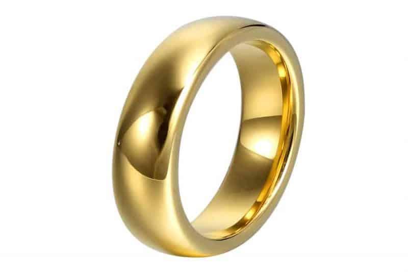 Đa dạng mẫu nhẫn vàng nam không đá sang trọng, quý phái
