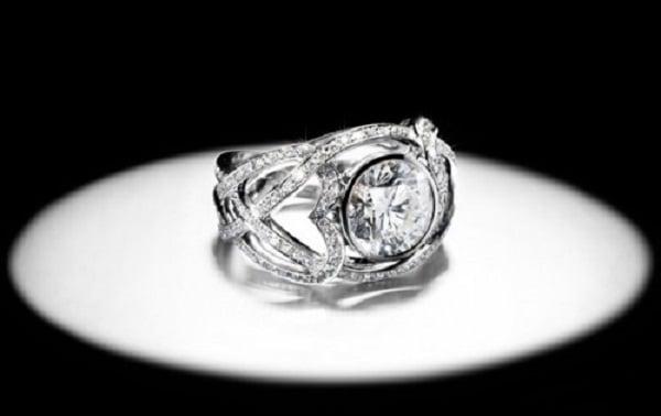 Lựa chọn chất liệu vỏ nhẫn kim cương đẹp phù hợp