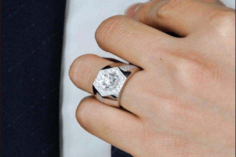 Điểm qua những mẫu nhẫn kim cương nam đẹp trong năm 2018