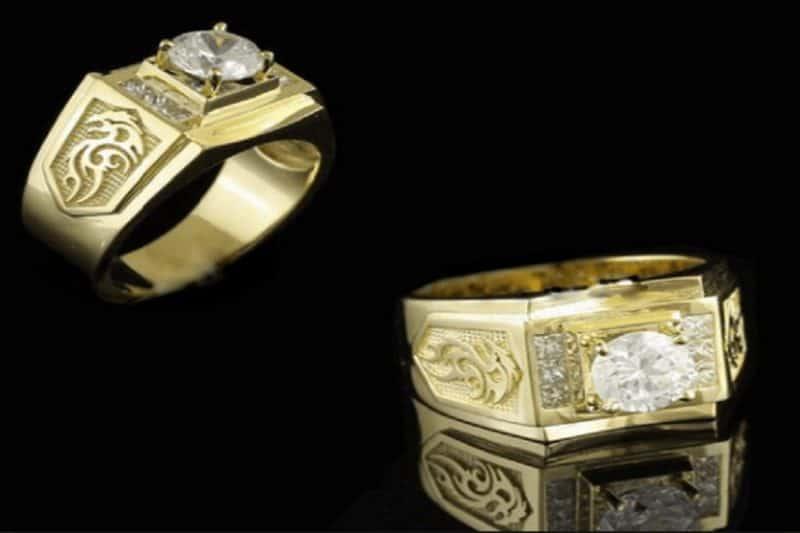 Hướng dẫn cách bảo quản nhẫn vàng nam đơn giản, bền đẹp, sáng bóng