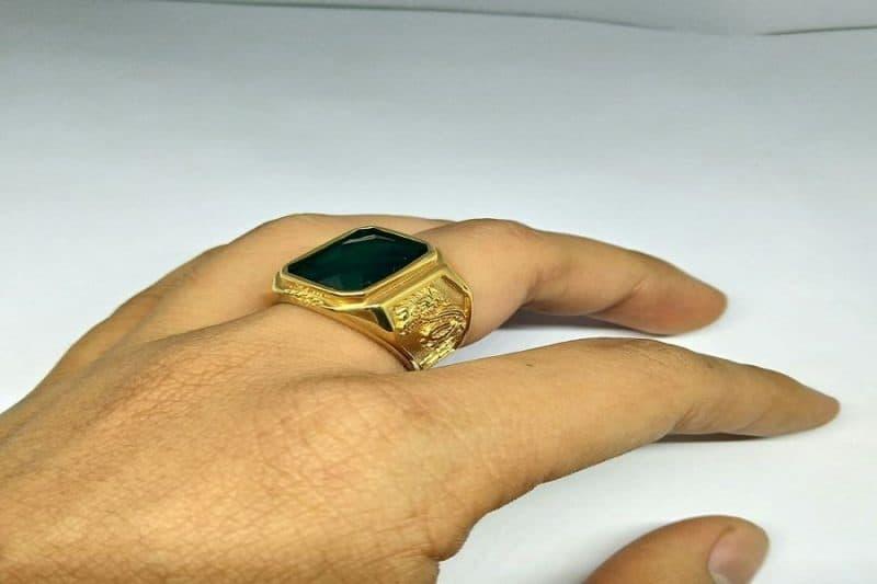 Nhẫn vàng nam hình rồng mang ý nghĩa gì trong cuộc sống?
