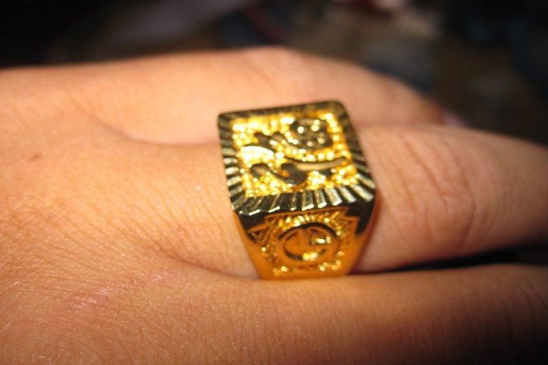 Kinh nghiệm chọn mua nhẫn vàng nam chuẩn, đẹp và sang trọng