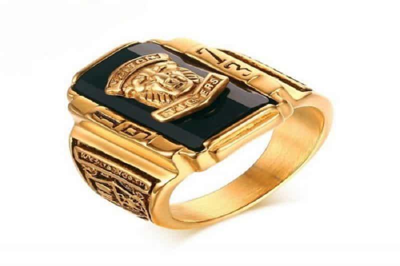 Những mẫu nhẫn vàng 24 nam đẳng cấp