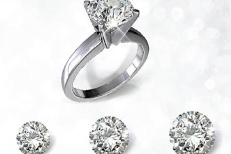 Để mua ổ nhẫn kim cương đẹp cần lưu ý những vấn đề gì?