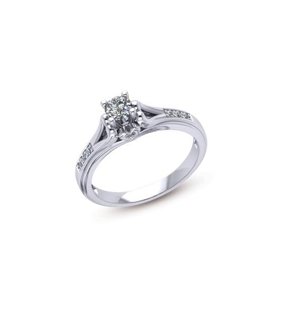 Lưu ý ngân sách khi mua vỏ nhẫn kim cương