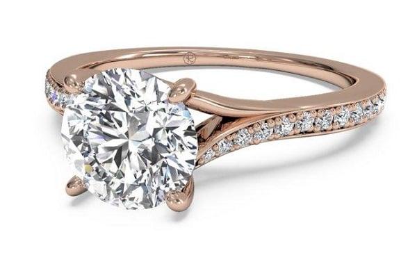 Vỏ nhẫn đai kim cương