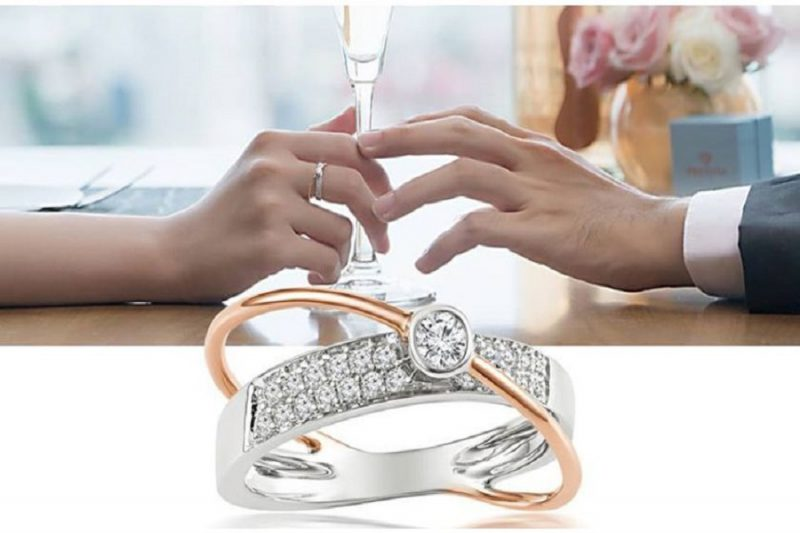 Những kiểu vỏ nhẫn nam kim cương đẹp nhất hiện nay