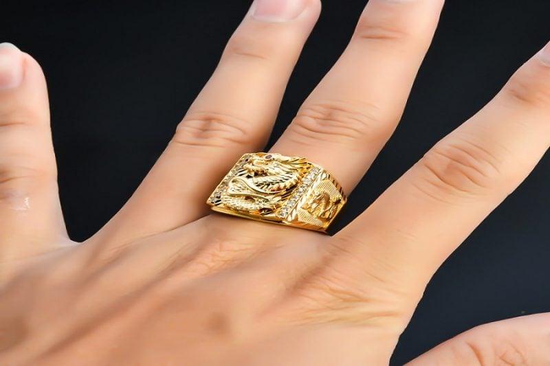 Nhẫn vàng 14k nữ là gì và đeo có bền không?