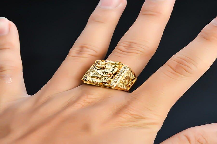 nhẫn vàng 14k nữ