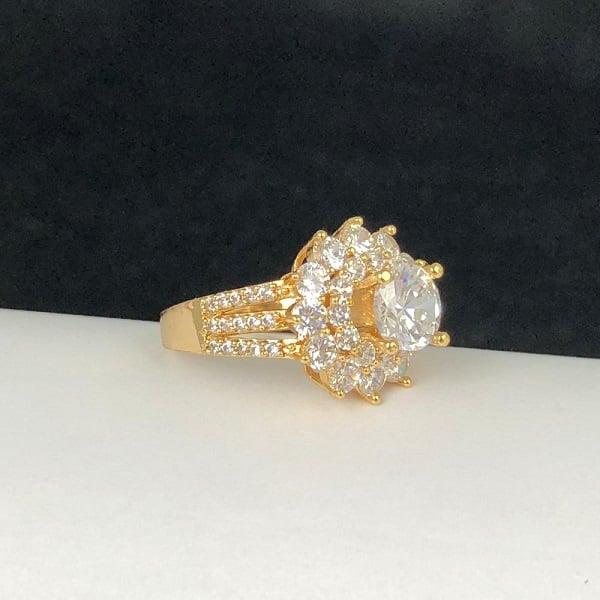 giá nhẫn nữ vàng tây 18k