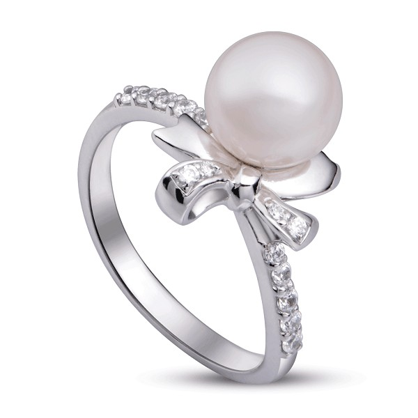 giá nhẫn vàng trắng nữ