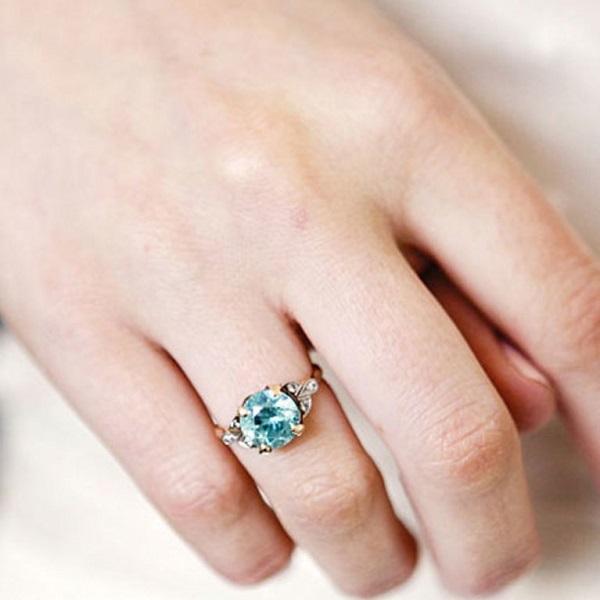 Lựa chọn màu đá, loại đá phù hợp với phong cách và sở thích của chị em phái đẹp