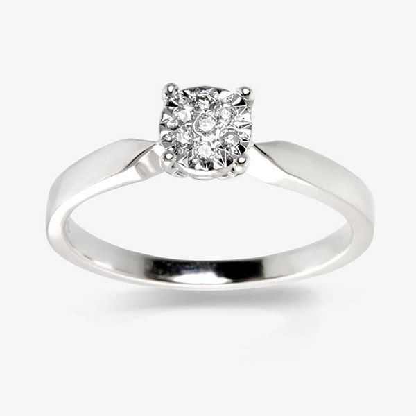 Mẫu nhẫn đá kim cương