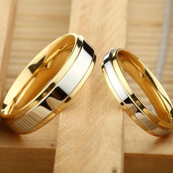 Có rất nhiều mẫu nhẫn vàng nữ 18k được thiết kế