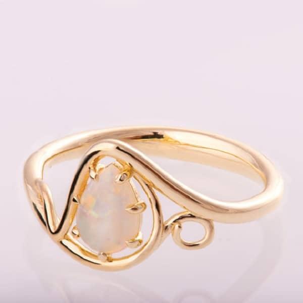 Nhẫn vàng nữ đẹp cho những cô nàng thích sự trẻ trung và năng động