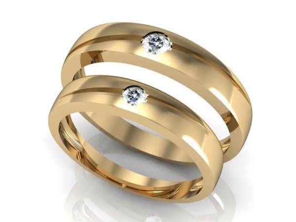Nhẫn nữ vàng tây thường không quá mất giá