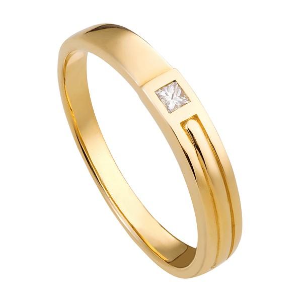 Nhẫn vàng nữ 18k là món đồ trang sức dành cho nữ có chứa tới 75% vàng nguyên chất