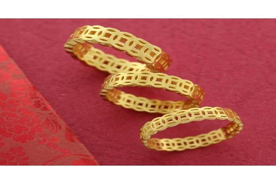 nhẫn vàng 10k nữ