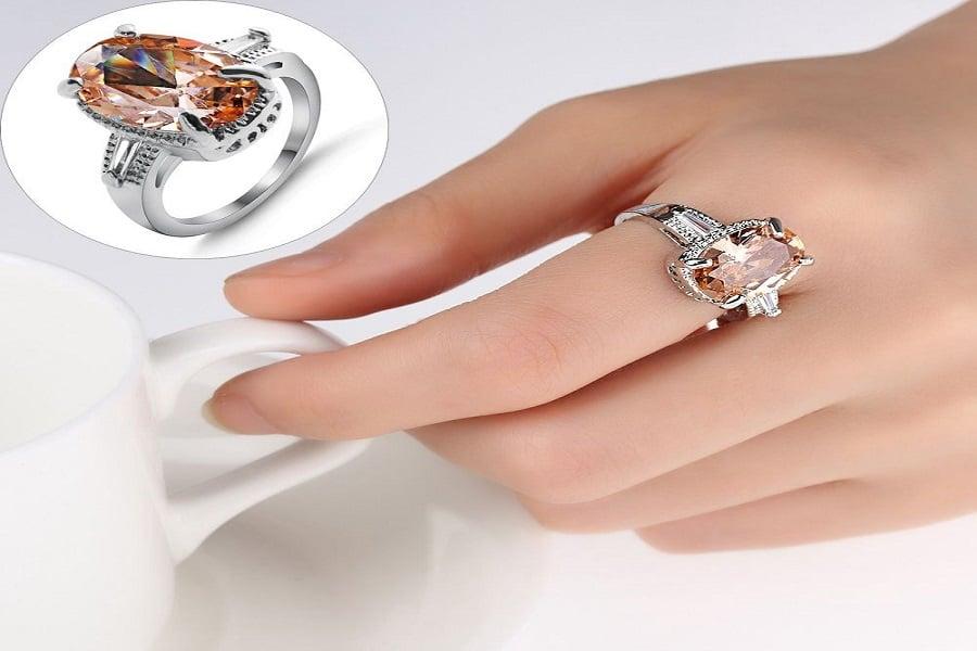 các mẫu nhẫn vàng nữ đẹp