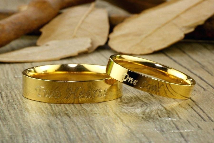 nhẫn vàng nữ 18k