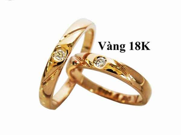 Cách xác định được giá nhẫn vàng 18k nam dựa trên công thức chung