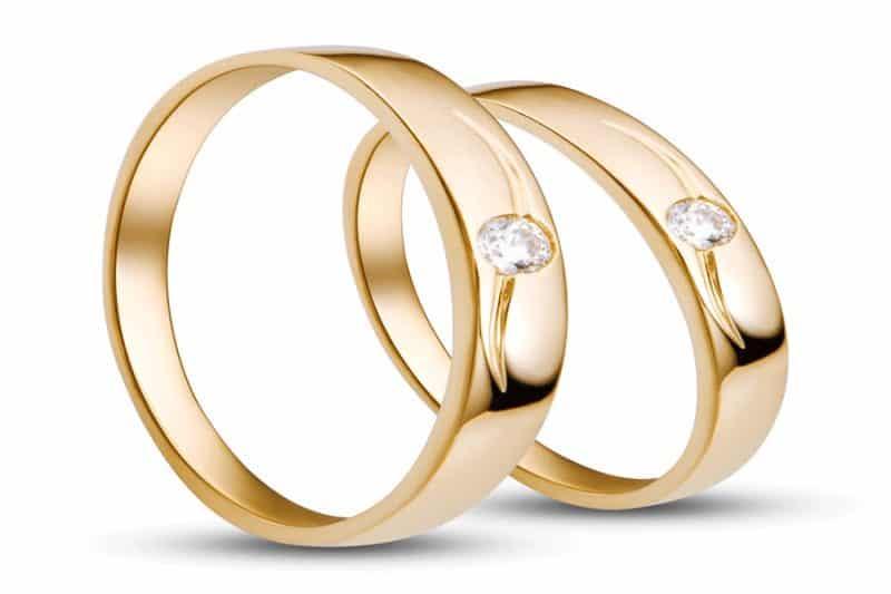 Tinh ý lựa chọn mẫu nhẫn vàng 18k nữ đẹp