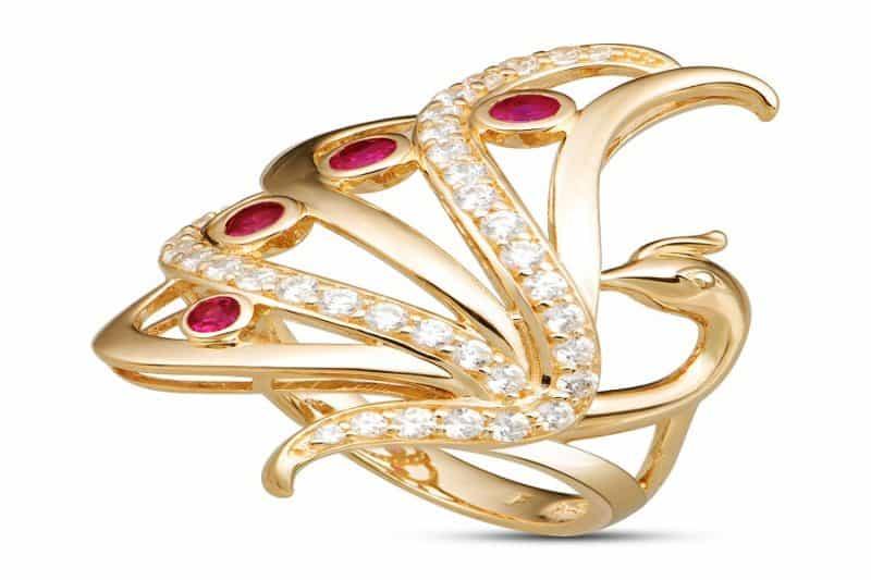 Lôi cuốn và hấp dẫn với những mẫu nhẫn vàng nữ đẹp nhất