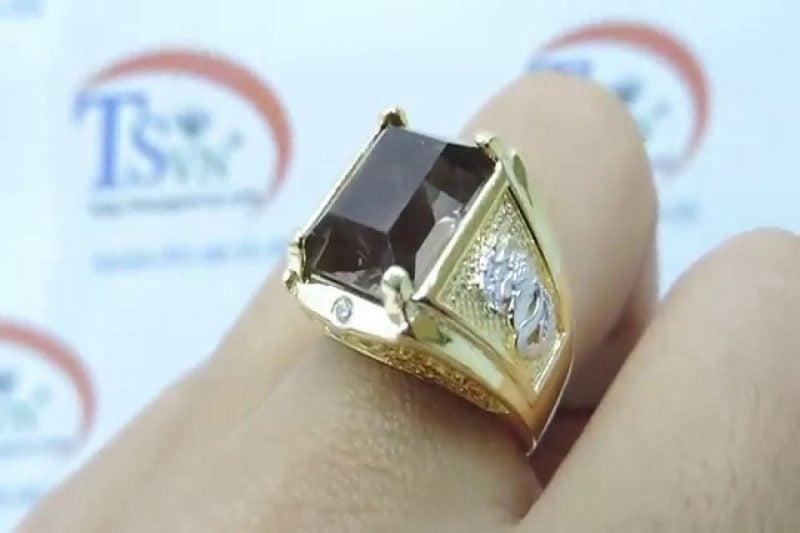 Những điều cần biết khi lựa chọn và sử dụng nhẫn vàng nam 2 chỉ