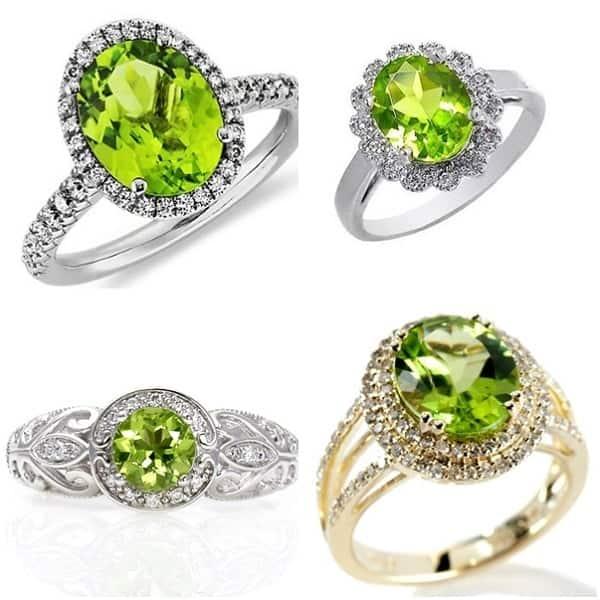 Spring D cung cấp đa dang mẫu nhẫn vàng nữ