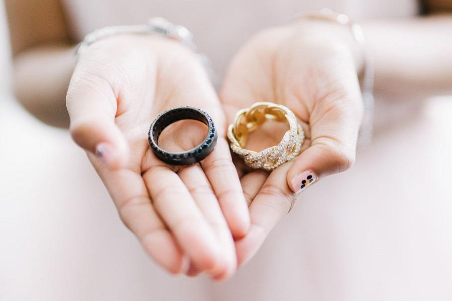 nhẫn vàng cho nữ