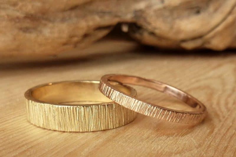 Hướng dẫn cách chọn nhẫn nam vàng tây 18k đẹp quý phái