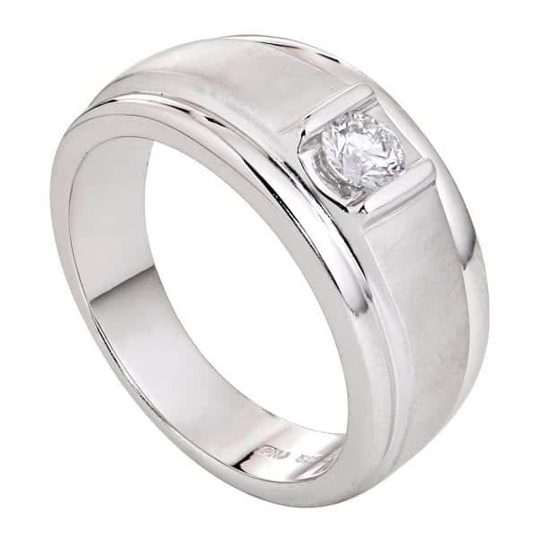 Vàng trắng được đánh giá là một bước tiến mới quan trọng trong ngành công nghiệp kim hoàn