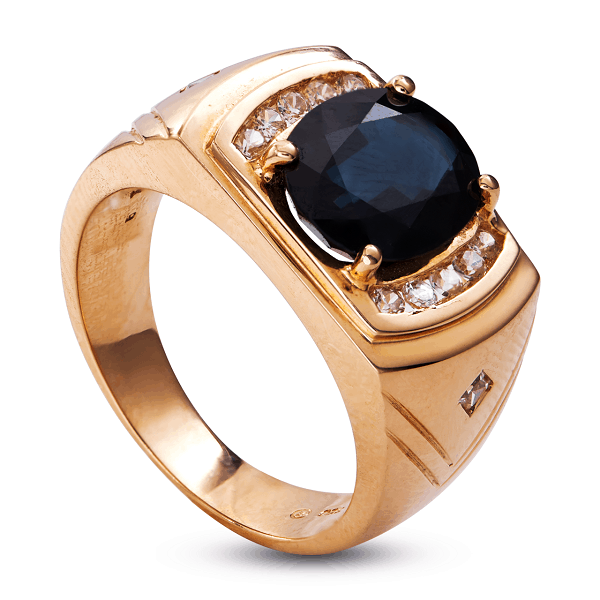 Nhẫn vàng Ý nam là món đồ trang sức có nguồn gốc từ Italia