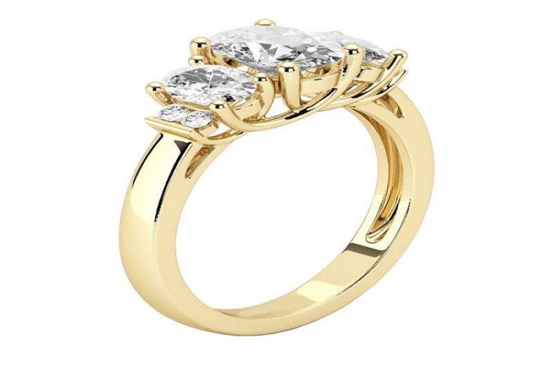 Kinh nghiệm chọn mua nhẫn vàng 18k nữ giá rẻ