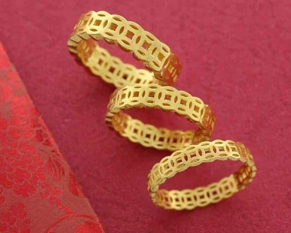 Tìm hiểu kỹ về mẫu nhẫn nữ đẹp vàng 18k